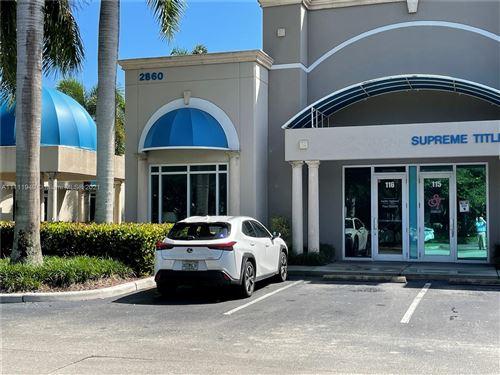 Photo of 2860 W State Road 84 #116, Dania Beach, FL 33312 (MLS # A11111949)