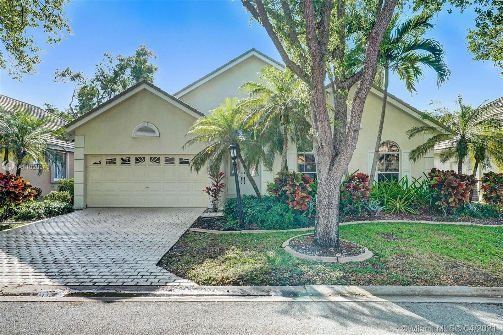 12717 NW 19th Mnr, Coral Springs, FL 33071 - #: A11020949