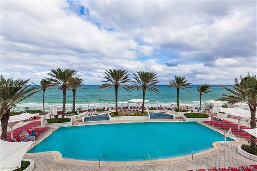 Photo of 505 N Fort Lauderdale Beach Blvd #818, Fort Lauderdale, FL 33304 (MLS # A10380950)