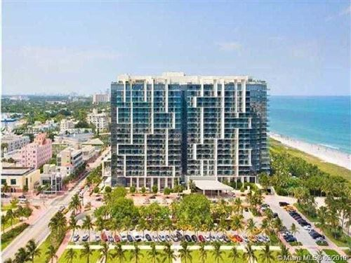 Foto de inmueble con direccion 2201 Collins Ave #1526 Miami Beach FL 33139 con MLS A10669950