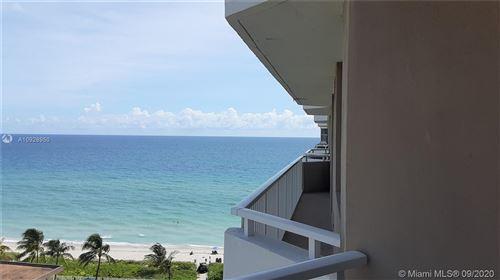 Photo of 1950 S Ocean Dr #10B, Hallandale Beach, FL 33009 (MLS # A10928950)