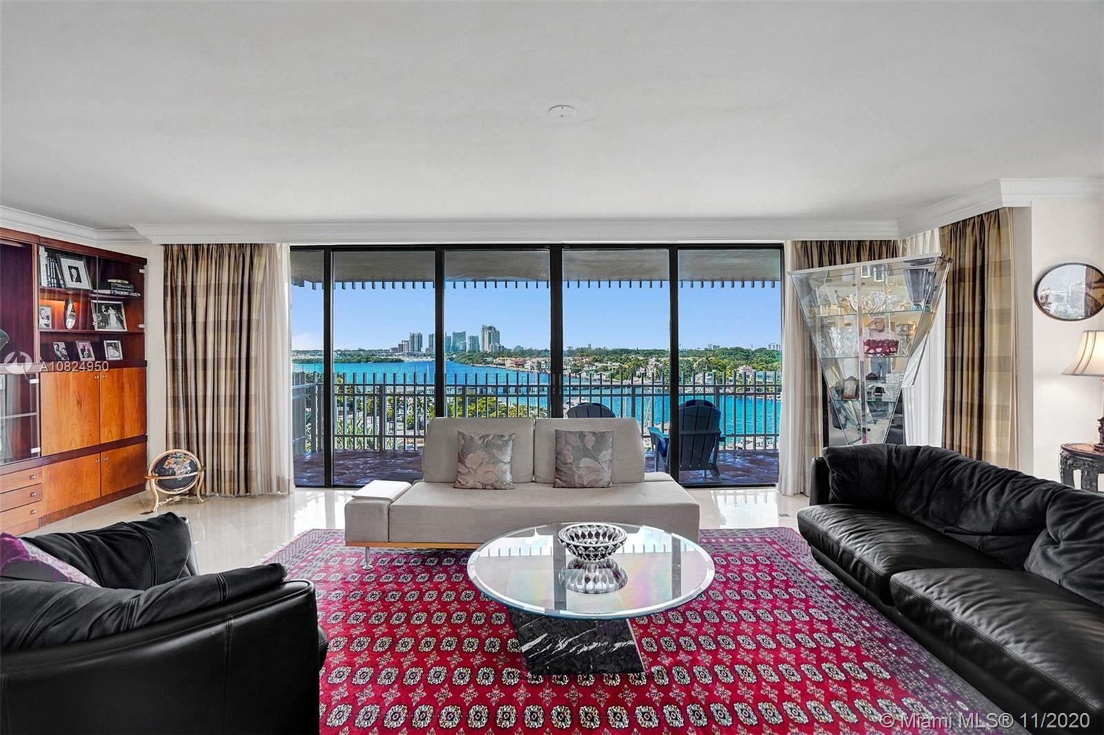 3 Grove Isle Dr #C810, Miami, FL 33133 - #: A10824950