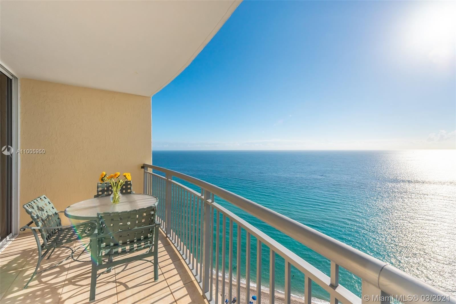 Photo of 17375 Collins Ave #2202, Sunny Isles Beach, FL 33160 (MLS # A11005950)