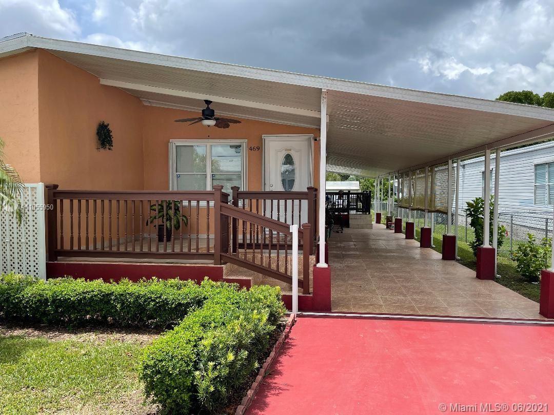 19800 SW 180th Ave UNIT 469, Miami, FL 33187 - #: A11055950