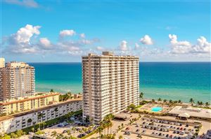 Photo of 1985 S Ocean Dr #22B, Hallandale, FL 33009 (MLS # A10565951)