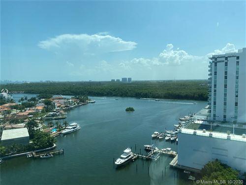 Photo of 330 Sunny Isles Blvd #1601, Sunny Isles Beach, FL 33160 (MLS # A10887951)