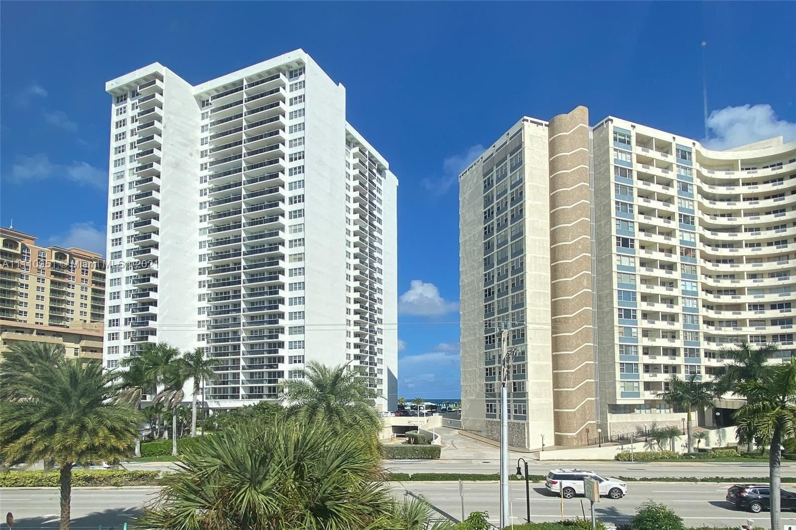 Photo of 3177 S Ocean Dr #303, Hallandale Beach, FL 33009 (MLS # A11110951)