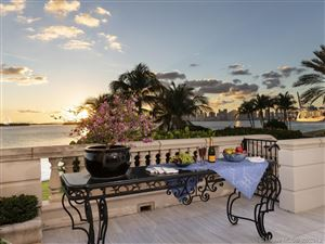 Photo of Listing MLS a10611952 in 5012 Fisher Island Dr #5012/3 Fisher Island FL 33109