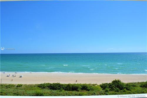 Foto de inmueble con direccion 5601 Collins Ave #712 Miami Beach FL 33140 con MLS A10939952