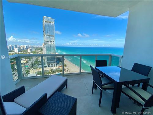 Photo of 18201 Collins Ave #4102, Sunny Isles Beach, FL 33160 (MLS # A10954952)