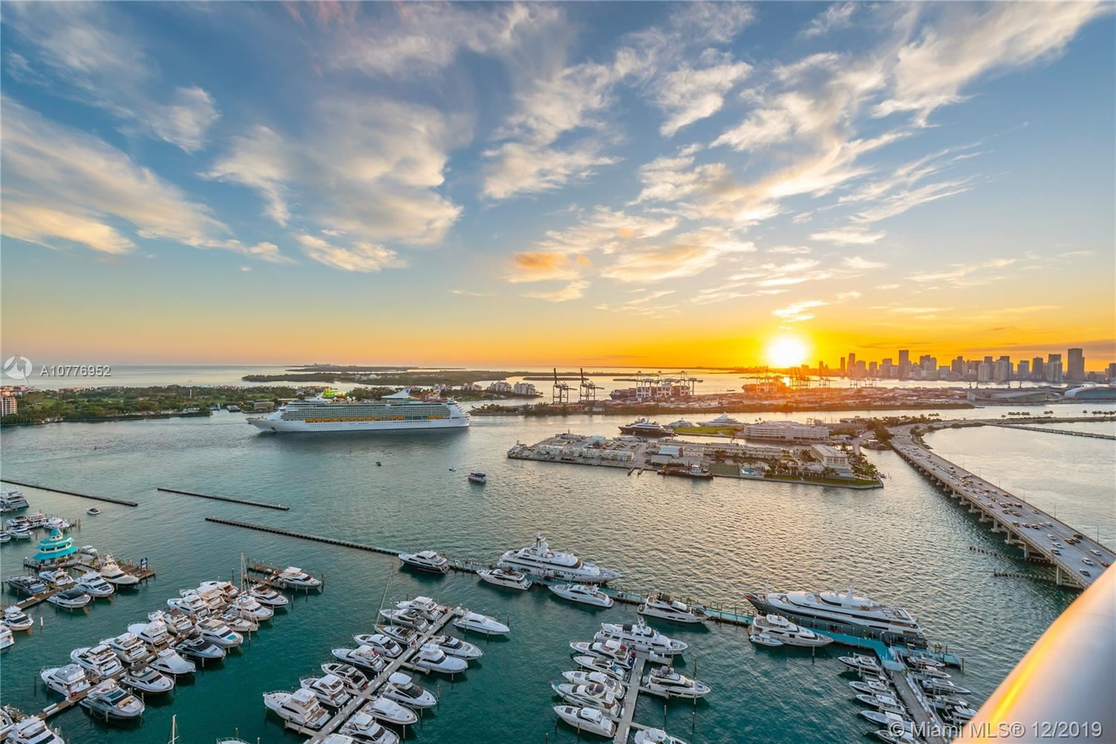 450 Alton Rd #3404, Miami Beach, FL 33139 - #: A10776952