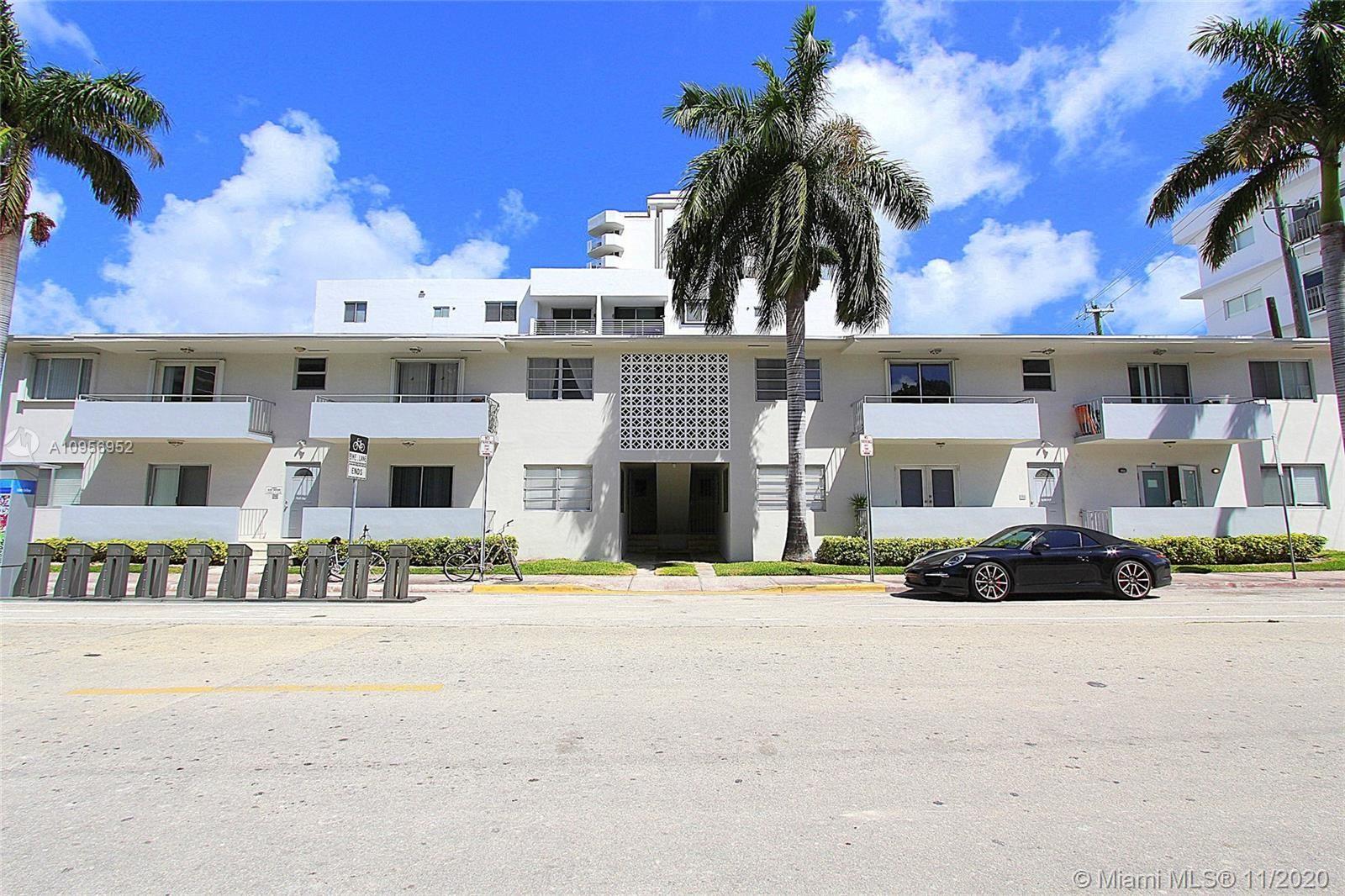 1601 Bay Rd #7, Miami Beach, FL 33139 - #: A10956952