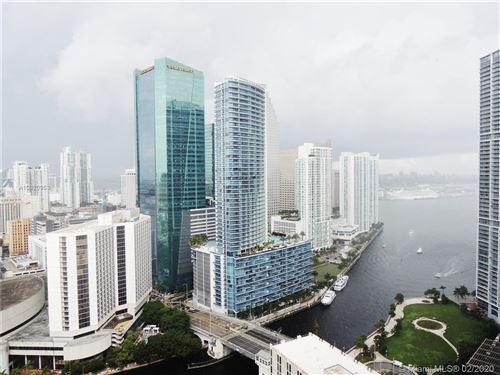 Photo of 55 SE 6th St #3603, Miami, FL 33131 (MLS # A10820953)