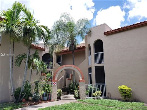 Photo of Listing MLS a10896953 in 8657 SW 5th St #202 Pembroke Pines FL 33025