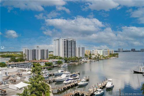 Photo of 7910 Harbor Island Dr #807, North Bay Village, FL 33141 (MLS # A11098953)