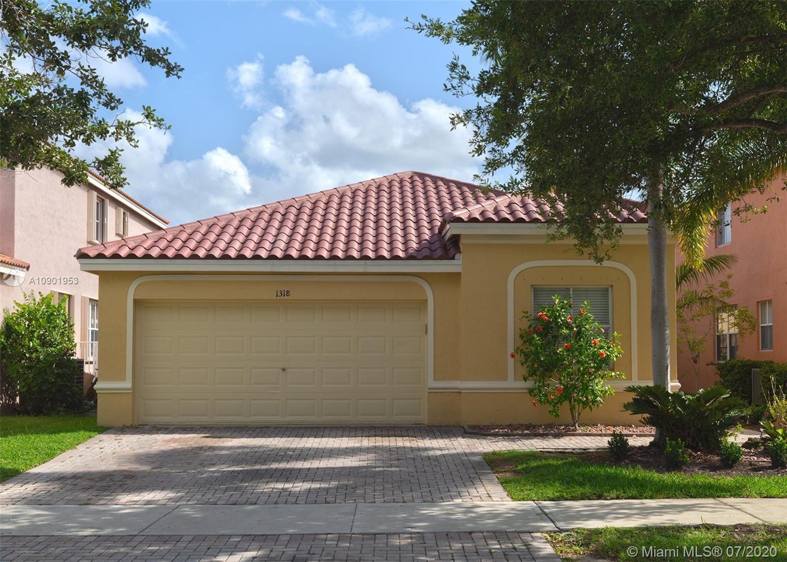 1318 Banyan Way, Weston, FL 33327 - #: A10901953