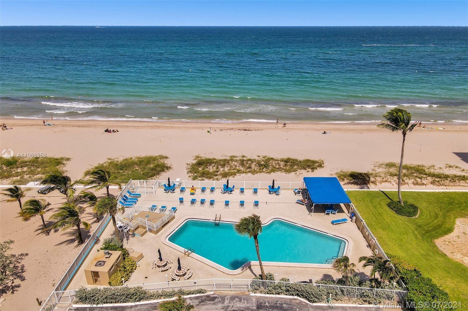 Photo of 4050 N Ocean Dr #1103, Lauderdale By The Sea, FL 33308 (MLS # A11066953)