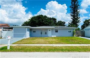 Photo of Listing MLS a10753954 in 17931 NW 42nd Pl Miami Gardens FL 33055