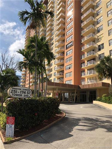 Photo of 251 174th sT #1217, Sunny Isles Beach, FL 33160 (MLS # A10823954)