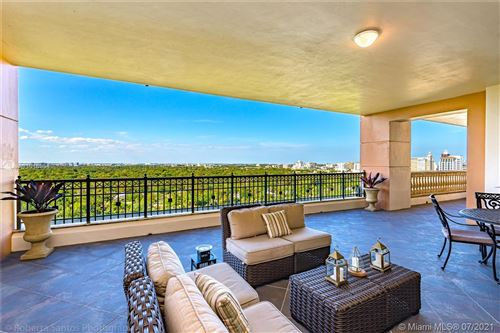 Photo of 626 Coral Way #PH-1603, Coral Gables, FL 33134 (MLS # A11016954)