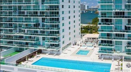 Photo of 400 Sunny Isles Blvd #1716, Sunny Isles Beach, FL 33160 (MLS # A11073954)