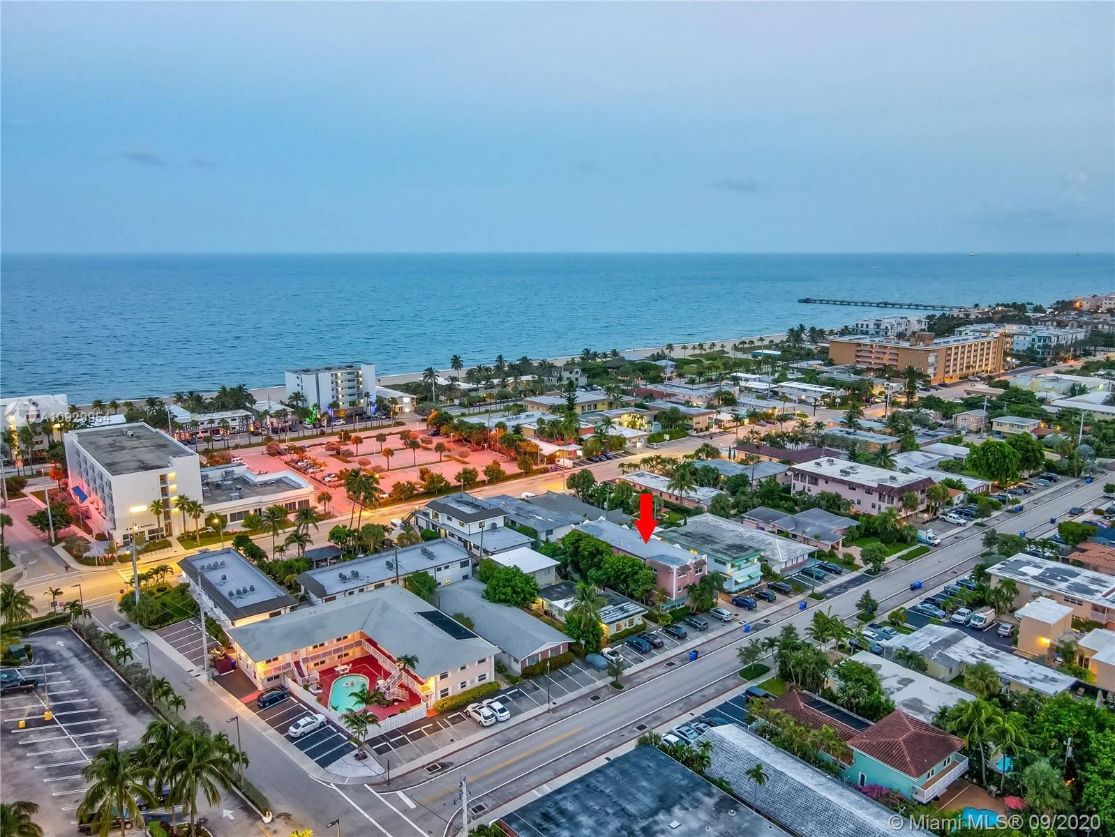4640 Bougainvilla Dr #3, Lauderdale by the Sea, FL 33308 - #: A10929954