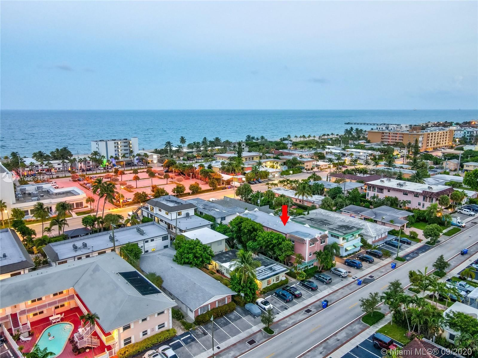 Photo of 4640 Bougainvilla Dr #3, Lauderdale By The Sea, FL 33308 (MLS # A10929954)