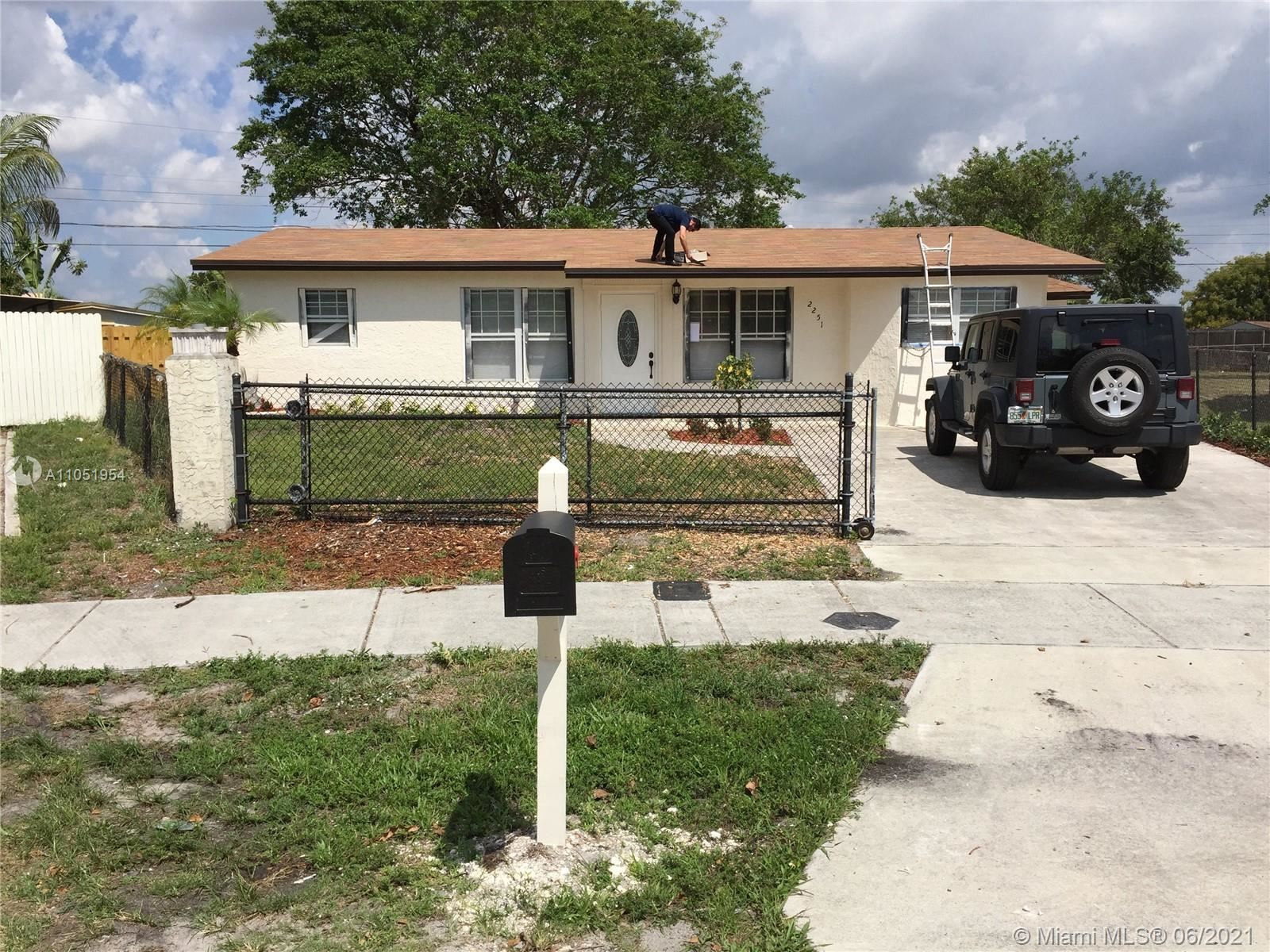 2251 NW 29th Ter, Fort Lauderdale, FL 33311 - #: A11051954