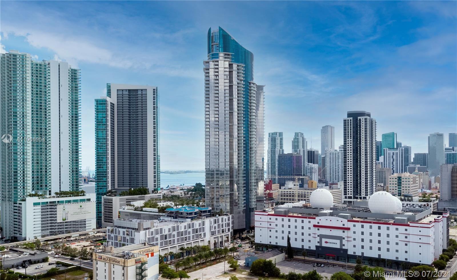 851 NE 1st Ave #1802, Miami, FL 33132 - #: A11066954