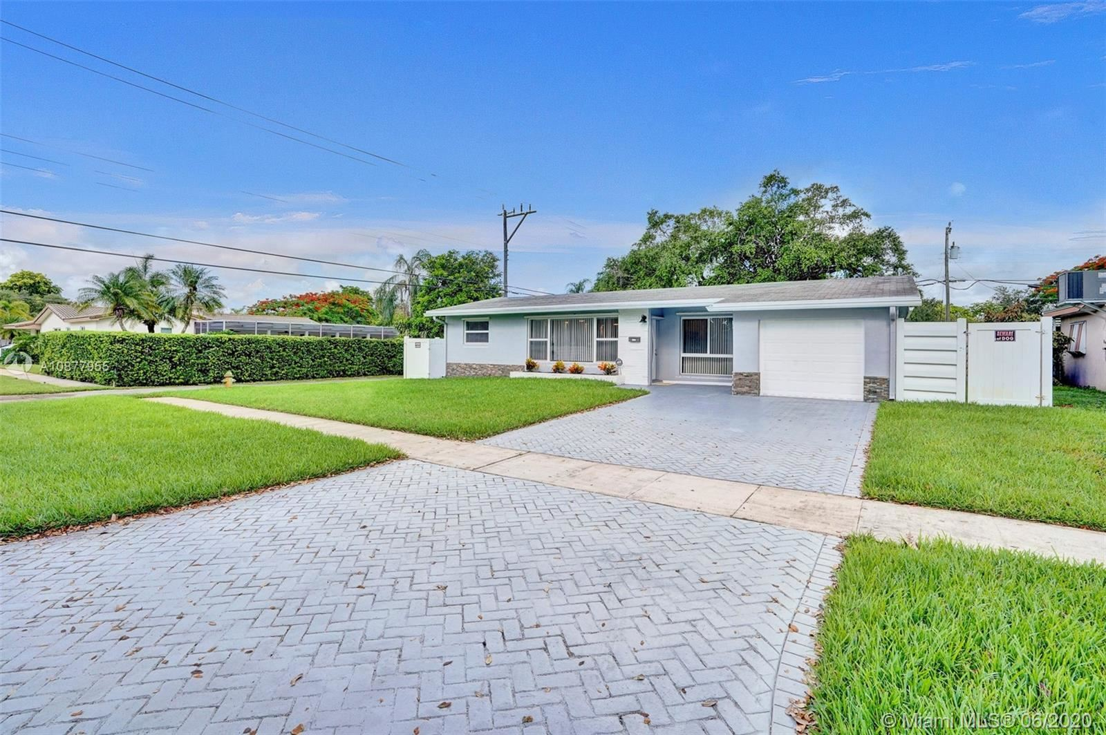2110 N 42nd Ave, Hollywood, FL 33021 - #: A10877955
