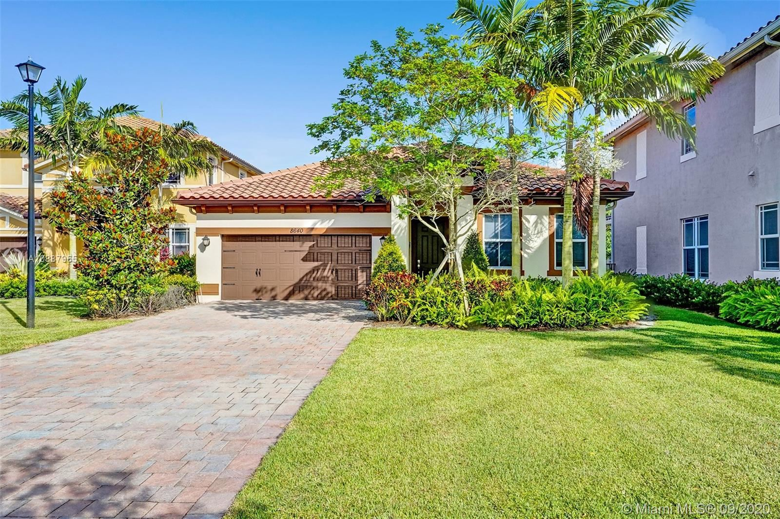 8640 Lakeside Bnd, Parkland, FL 33076 - #: A10887955
