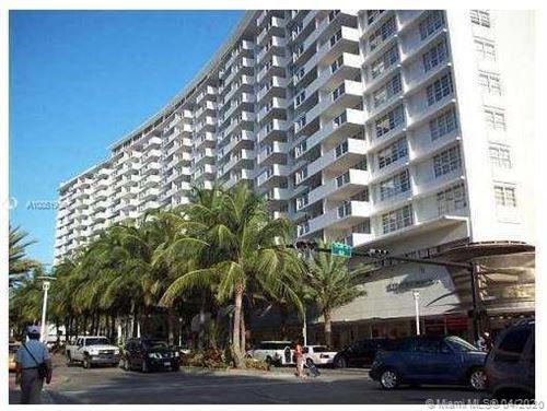Foto de inmueble con direccion 100 Lincoln Rd -14 UNITS Miami Beach FL 33139 con MLS A10851956