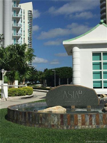 Photo of 900 Brickell Key Blvd #2303, Miami, FL 33131 (MLS # A10964956)