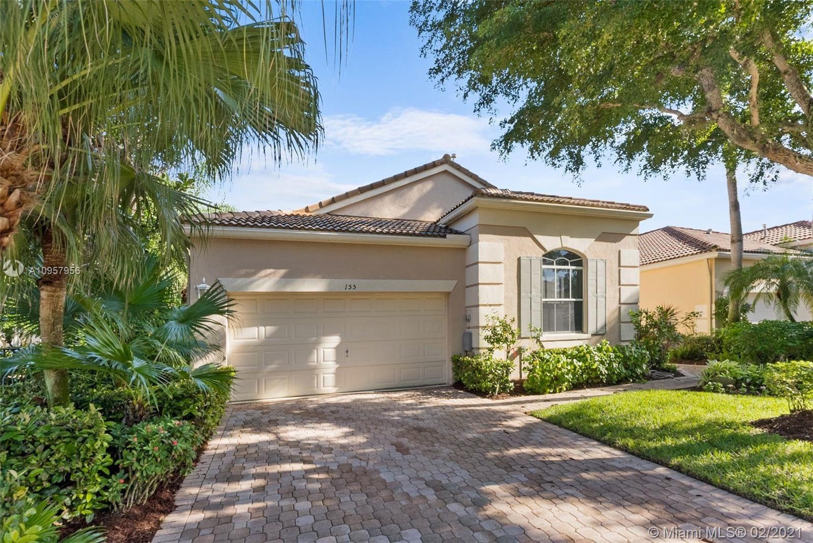 155 Sunset Bay Dr, Palm Beach Gardens, FL 33418 - #: A10957956