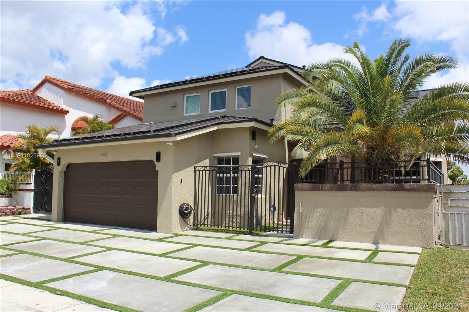 6081 SW 153rd Court Rd, Miami, FL 33193 - #: A11023956