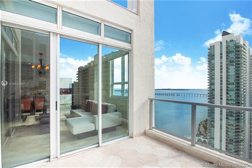 Photo of 1155 Brickell Bay Dr #PH201, Miami, FL 33131 (MLS # A10821957)