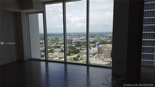Photo of 1040 Biscayne Blvd #3105, Miami, FL 33132 (MLS # A10862957)