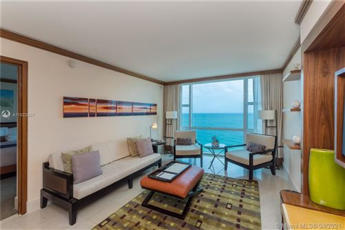 Photo of 6801 Collins Ave #1005, Miami Beach, FL 33141 (MLS # A11022957)