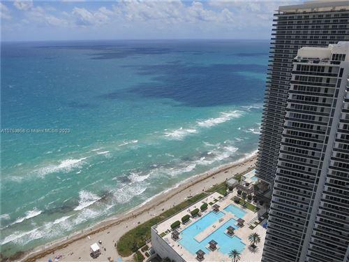 Foto de inmueble con direccion 4111 S Ocean Dr #UPH11 Hollywood FL 33019 con MLS A10753958