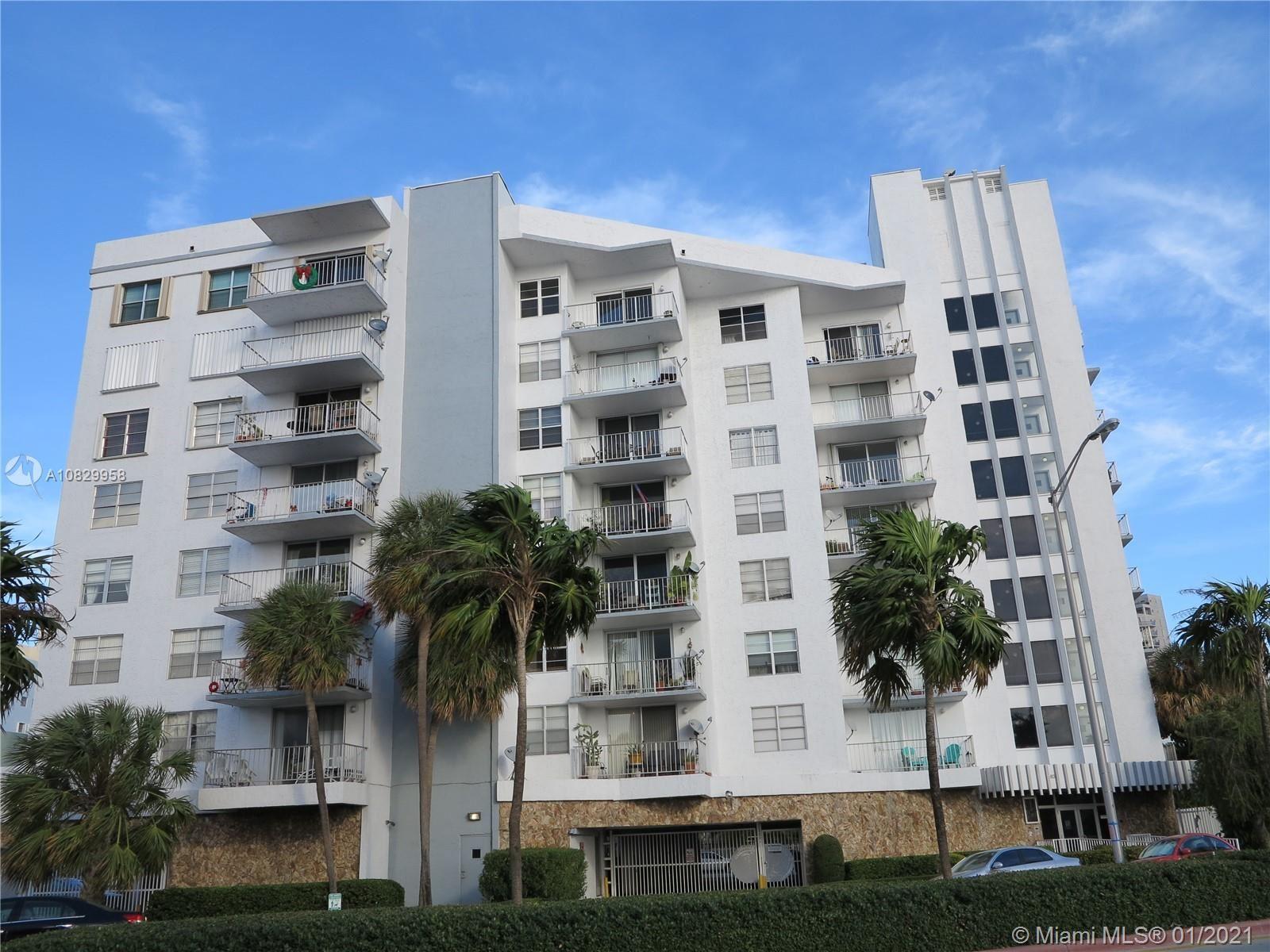 6801 Indian Creek Dr #808, Miami Beach, FL 33141 - #: A10829958