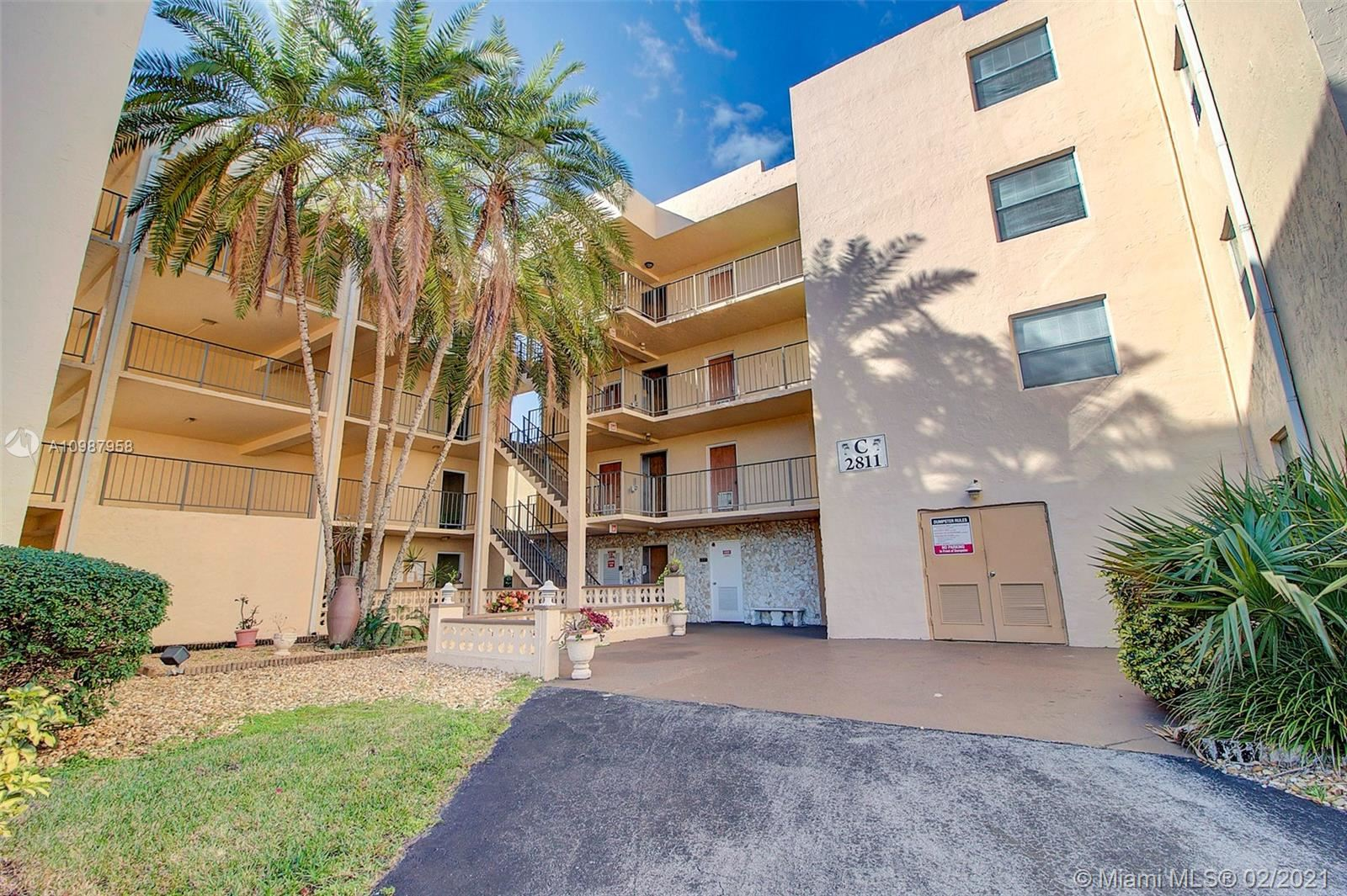 2811 Somerset Dr #301, Lauderdale Lakes, FL 33311 - #: A10987958