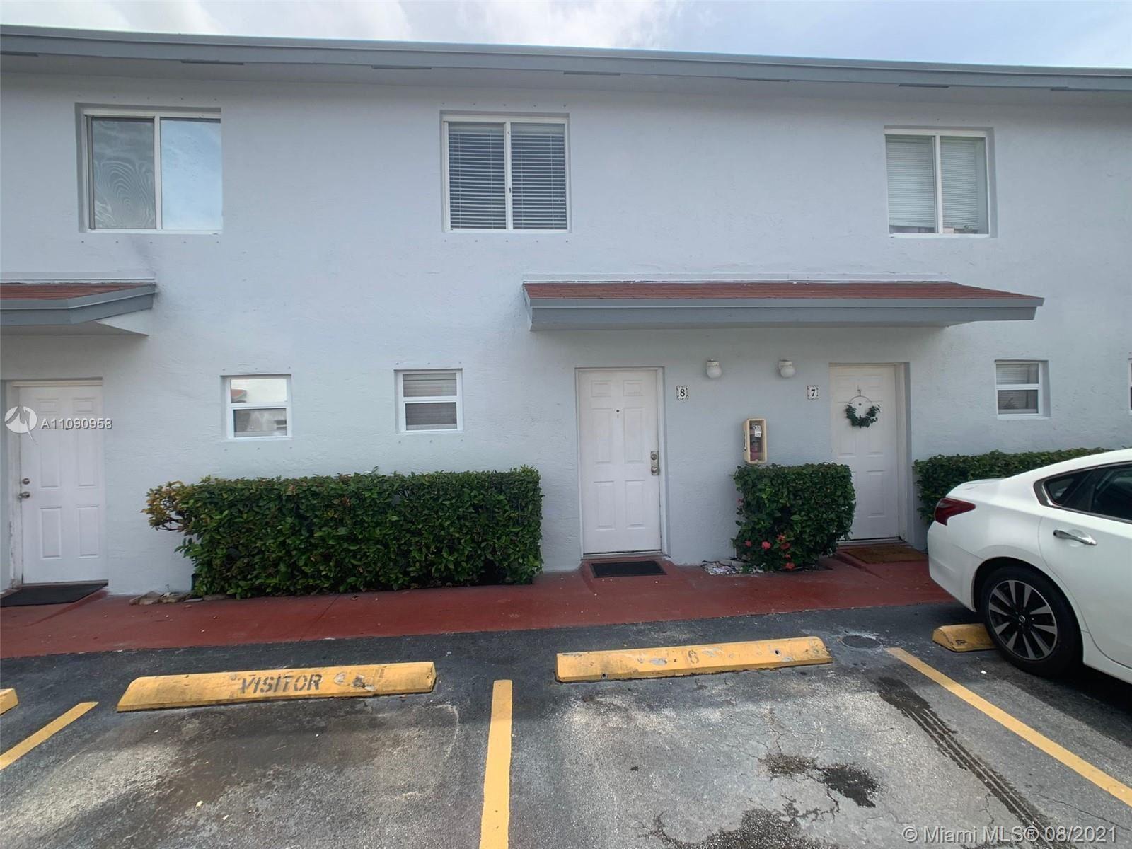 8025 NW 8th St #8, Miami, FL 33126 - #: A11090958