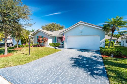 Photo of Listing MLS a10808959 in 5483 Pine Lane Coral Springs FL 33067