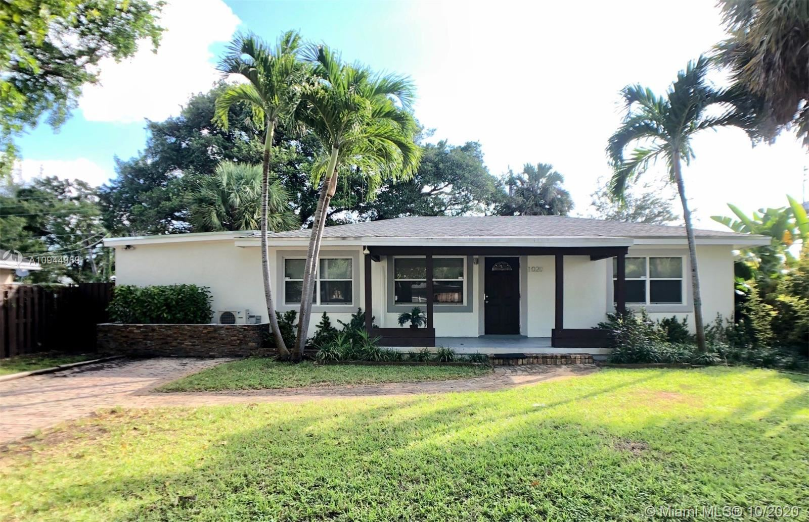1020 NW 4th Ave, Fort Lauderdale, FL 33311 - #: A10944959