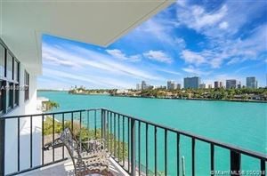 Foto de inmueble con direccion 10101 E Bay Harbor Dr #508 Bay Harbor Islands FL 33154 con MLS A10558960