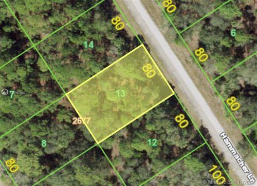 Photo of 1185 Hammacher Ln, Port Charlotte, FL 33953 (MLS # A10962960)