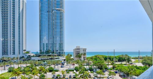 Photo of 100 Bayview Dr #714, Sunny Isles Beach, FL 33160 (MLS # A11028960)