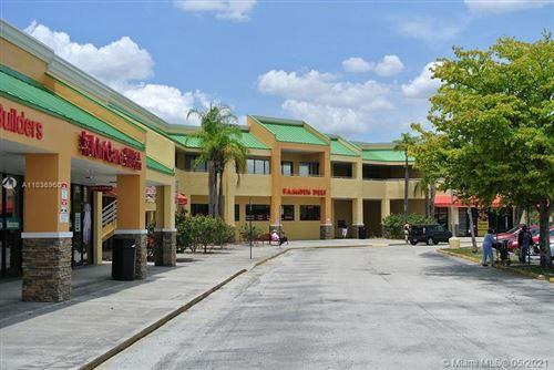 Photo of 9080 Kimberly Blvd #6, Boca Raton, FL 33434 (MLS # A11036960)