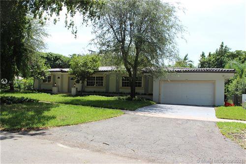 Photo of 500 San Juan Dr, Coral Gables, FL 33143 (MLS # A11094960)