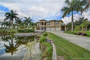Photo of 19000 SW 57th Ct, Southwest Ranches, FL 33332 (MLS # A10444961)